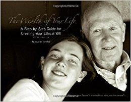 Susan Turnbull's book on creating ethical wills
